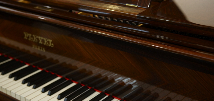 expertise piano